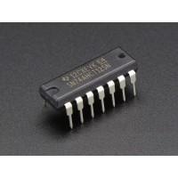 Quad Level-Shifter (3V to 5V) - 74AHCT125
